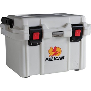 Pelican 20Qt Elite Cooler Marine White 32-20Q-MC-WHT