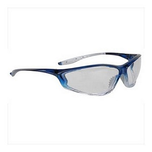 Peltor Clear Lenses, Blue Frame 90596-00000T