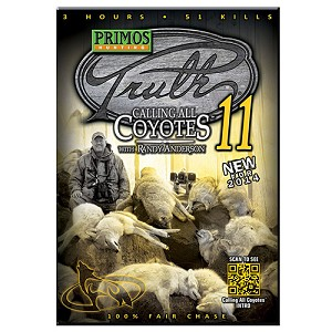 Primos The TRUTH® 11 - Calling All Coyotes™  41111