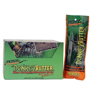 Primos Donkey Butter™ Molasses 24pk Display 58742