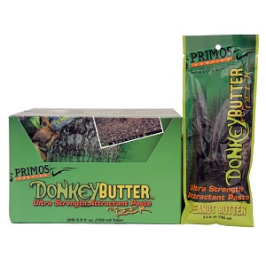 Primos Donkey Butter™ Peanut 24pk Display 58744