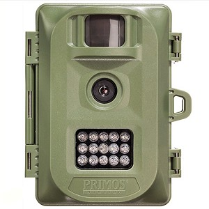 Primos 6MP Bullet Proof Od Green, Low Glow, Clam 63053