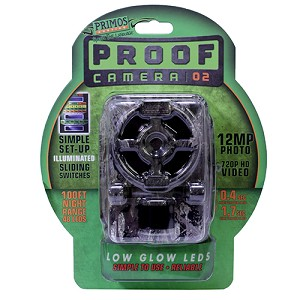 Primos 12MP Proof Cam 02 Ground Swat, Low Glow 63055
