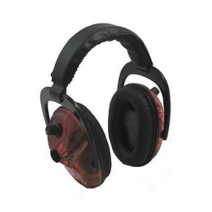 Pro Ears Predator Gold NRR 26 RT Pink Camo GSP300PC