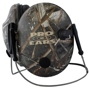 Pro Ears Pro 200 Max 5 Camo, Behind the Head P200M5BH