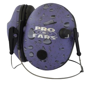 Pro Ears Pro 200 Purple Rain, Behind the Head P200PURBH