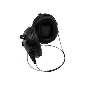Pro Ears Pro Tac 300 Black, Behind the Head PT300BBHH