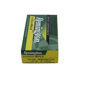Remington 28827 7MM-08 Rem 120gr HP Core R7M082