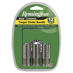 Remington Accessories Rem Choke 12 ga. -Target Bundle,Skeet 19777