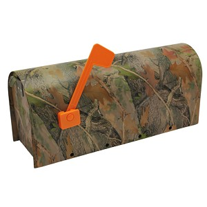 Rivers Edge Products Camo Heavy Metal Mailbox 56