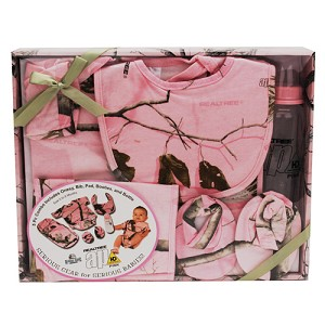 Rivers Edge Products Realtree Ap Hd Pink Baby Outfit 1543
