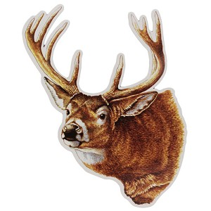 Rivers Edge Products Deer Auto Door Magnet 174