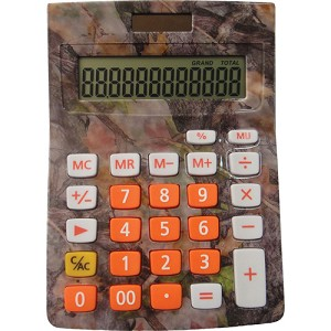 Rivers Edge Products Camo Calculator 1754