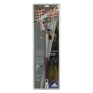 Rivers Edge Products X-long Heavy Duty Camp Fork W/flashlight 2297