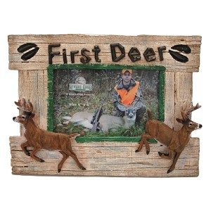 Rivers Edge Products First Deer Picture Frame 512