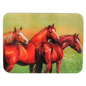 Rivers Edge Products Three Horse Cutting Board 727