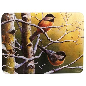 Rivers Edge Products Chickadees Cutting Board 734