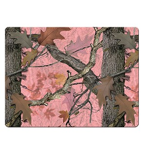 Rivers Edge Products Pink Camo Cutting Board 747