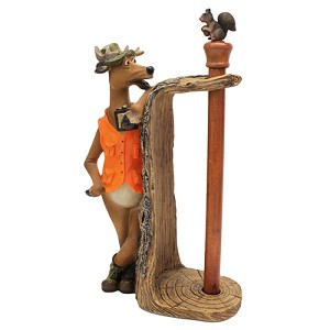 Rivers Edge Products Deer Paper Towel Holder 845