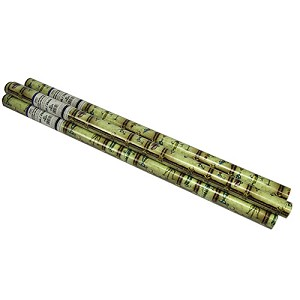 Rivers Edge Products Green Antique Lure Gift Wrap BPW2