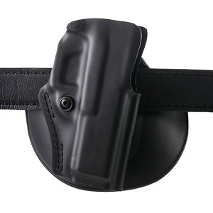 Safariland Open Top Paddle/BS Glock 26, 27 Pln Blk 5198-183-411