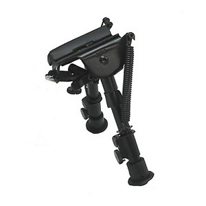 "Champion Traps and Targets Rock Mount Adj Bipod 6-9"" 40854"