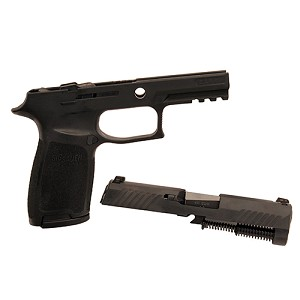 SigTac CalxKit, P320 Carry, .40S&W, BLK CALX-320CA-40-BSS