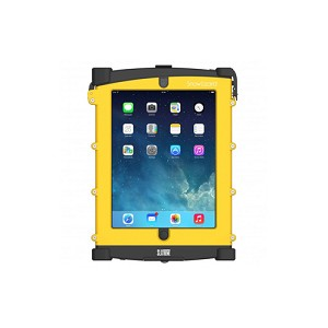Snow Lizard SLXtreme for iPad (gen 4) - Safety Yellow CD-SLXPAD04B-YE