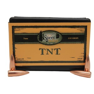 Speer 7MM 110Grain TNT HP/100 1616