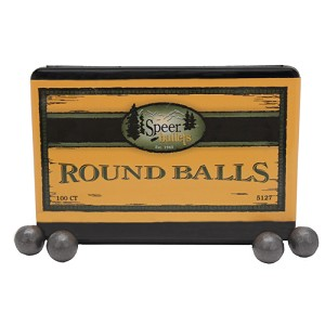 Speer .433 120Grain Lead Balls/100 5127
