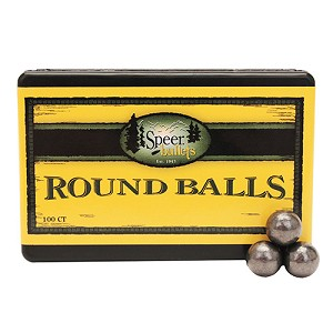 Speer .440 128Grain Lead Balls/100 5129