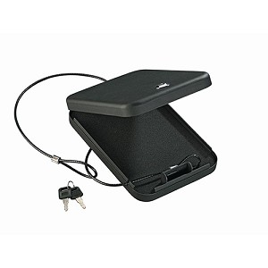 Stack-On Portable Case with Key Lock PC-95K-S
