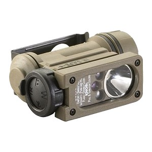 Streamlight Sidewinder Compact II AM,C4 LED,IR -Box 14532