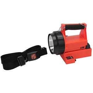 Streamlight Fire Vulcan LED Std Sys AC/DC Or 44450