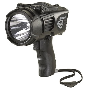 Streamlight Waypoint  with 12V DC power ord.Box-Black 44902