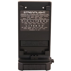 Streamlight Standard System Mounting Rack Black 45075