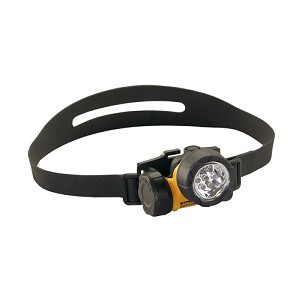 Streamlight Septor HAZ-LO Div. 1 w/Alkaline-Yellow 61024