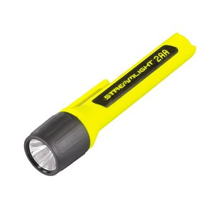 Streamlight 2AA with alkaline batteries - CP - Yellow 67201
