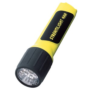 Streamlight 4AA LED w/o AlkalineBatteries 68200