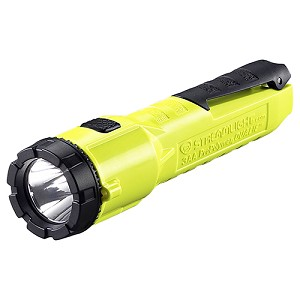 Streamlight 3AA ProPolymer Dualle-Yellow,Bat 68750
