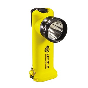 Streamlight Survivor LED Light Only Yllw Rech 90510