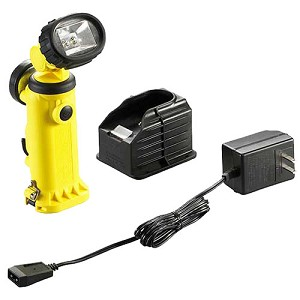 Streamlight Knucklehead HAZ-LO Flood 120V AC - Yellow 91622
