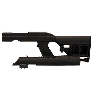 TacStar Industries Ruger 10-22 RM-4 Stock - Take Down Black 1081054