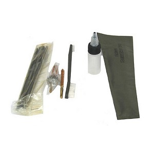 Tapco AR Buttstock Pouch Cleaning Kit 16637