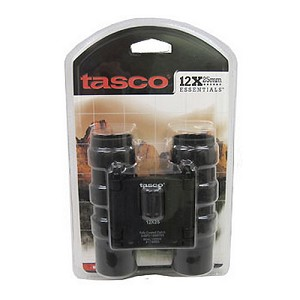 Tasco Essentials 12x25mm blk Roof Prism 178RBD