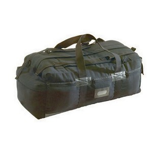Tex Sport Tactical Bag, Canvas Black 11882