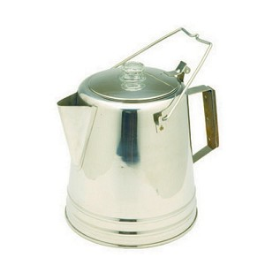 Tex Sport Percolator, Stainless Steel 28 Cup 13219