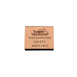 Tex Sport Waterproof Matches 15069