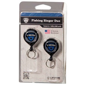 T-REIGN Outdoor Products Zinger Duo (1 belt clip / 1 pin) 0TRG-3503