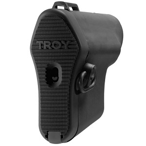 Troy Industries Ltwt Battle Ax CQB Stock - BLK SBUT-LW1-00BT-00